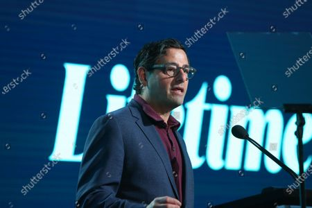 Stock Picture of Rob Sharenow, President, Programming, A&E Networks