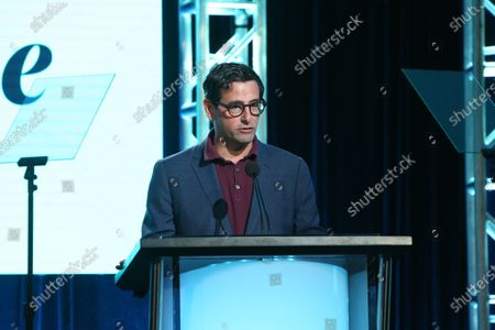 Editorial photo of A&E Networks, TCA Winter Press Tour, Panels, Los Angeles, USA - 18 Jan 2020
