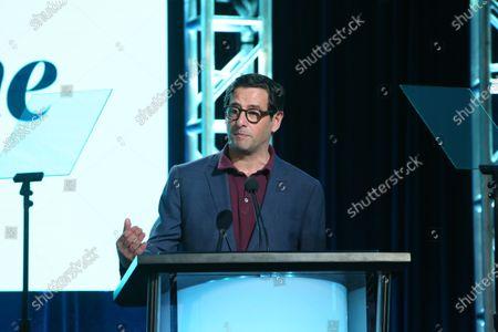 Editorial image of A&E Networks, TCA Winter Press Tour, Panels, Los Angeles, USA - 18 Jan 2020