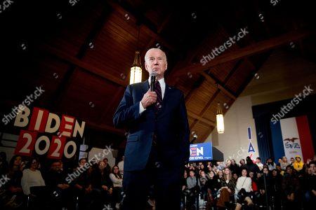 Editorial picture of Election 2020 Joe Biden, Indianola, USA - 18 Jan 2020