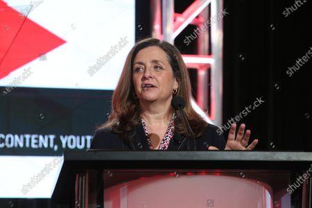 Stock Photo of Susanne Daniels, Global head of original content, YouTube