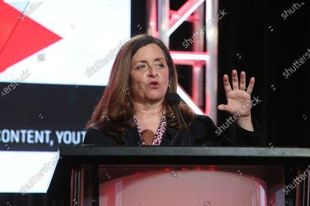 Susanne Daniels, Global head of original content, YouTube