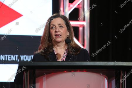 Stock Picture of Susanne Daniels, Global head of original content, YouTube