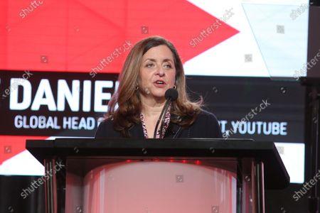 Editorial image of YouTube, TCA Winter Press Tour, Panels, Los Angeles, USA - 18 Jan 2020