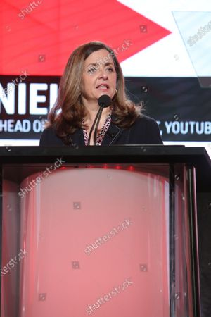 Stock Image of Susanne Daniels, Global head of original content, YouTube