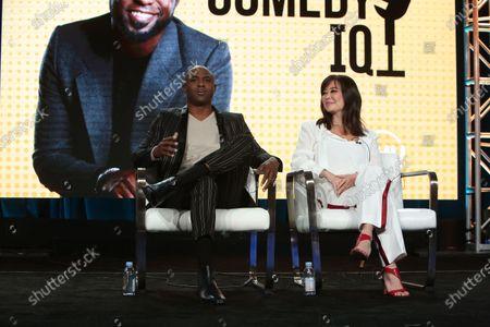 Editorial photo of 'Wayne Brady's - Comedy IQ', BYUtv, TCA Winter Press Tour, Panels, Los Angeles, USA - 18 Jan 2020