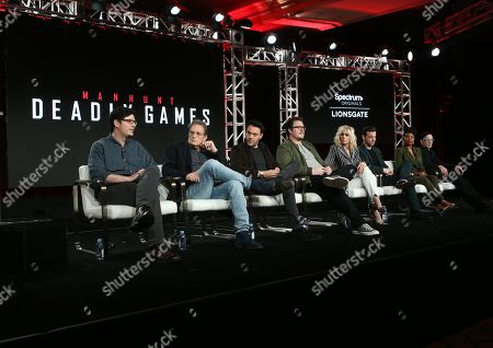 Andrew Sodroski, Michael Dinner, Jack Huston, Cameron Britton, Judith Light, Gothic Anthony, Kelly Jenrette and Arliss Howard