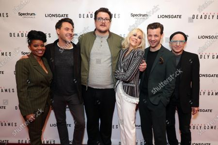 Kelly Jenrette, Jack Huston, Cameron Britton, Judith Light, Gethin Anthony and Arliss Howard