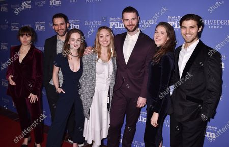 Editorial picture of Outstanding Performers of the Year Award, Arrivals, Santa Barbara International Film Festival, USA - 17 Jan 2020