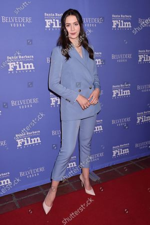 Stock Picture of Emma Fuhrmann