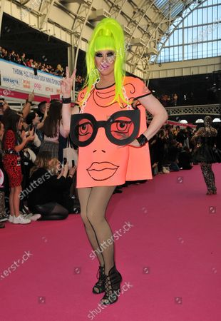 Editorial picture of RuPaul DragCon, London, UK - 18 Jan 2020