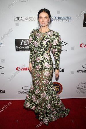 Editorial image of SOC Lifetime Achievement Award, The Hollywood Ballroom, Loews Hollywood Hotel, Los Angeles, USA - 18 Jan 2020