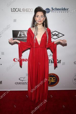 Editorial photo of SOC Lifetime Achievement Award, The Hollywood Ballroom, Loews Hollywood Hotel, Los Angeles, USA - 18 Jan 2020