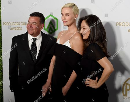 Editorial image of 2020 Producers Guild Awards, Los Angeles, USA - 18 Jan 2020