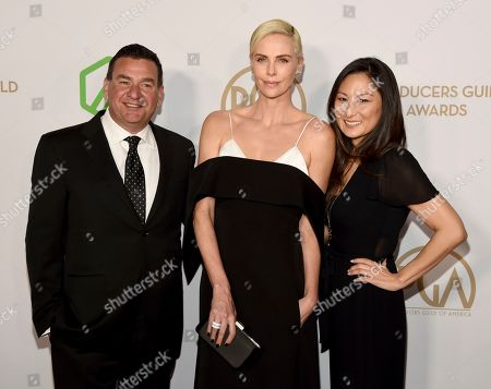 Editorial photo of 2020 Producers Guild Awards, Los Angeles, USA - 18 Jan 2020