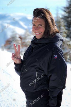 Editorial photo of 23rd International Comedy Film Festival, Day 5, Alpe d'Huez, France - 18 Jan 2020