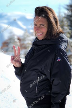 Stock Picture of Alessandra Sublet