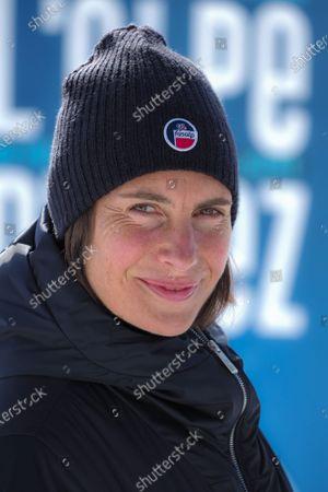 Editorial image of 23rd International Comedy Film Festival, Day 5, Alpe d'Huez, France - 18 Jan 2020
