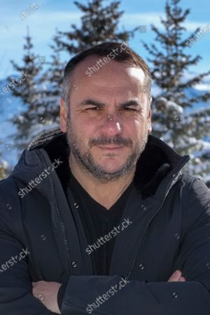 Francois-Xavier Demaison attending 'Divorce club' photocall during the fifth day of the 23rd L'Alpe D'Huez International Comedy Film festival on January 18, 2020 in Alpe d'Huez, France//PLV_IMG_1303/2001190200/Credit:Laurent Vu/SIPA/2001190206