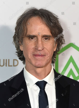 Jay Roach arrives at the 31st Annual Producers Guild Awards at the Hollywood Palladium, in Los Angeles