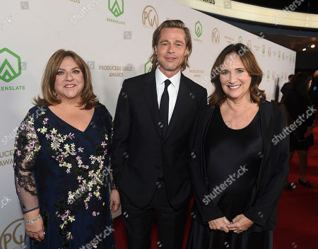 Editorial image of 31st Annual Producers Guild Awards - Arrivals, Los Angeles, USA - 18 Jan 2020