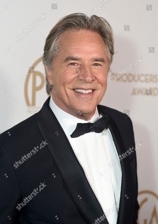 Don Johnson arrives at the 31st Annual Producers Guild Awards at the Hollywood Palladium, in Los Angeles
