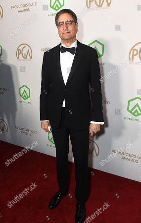 Tom Rothman arrives at the 31st Annual Producers Guild Awards at the Hollywood Palladium, in Los Angeles