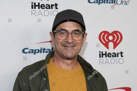 Ty Burrell attends the 2020 iHeartRadio ALTer Ego concert at the Forum on in Inglewood. Calif