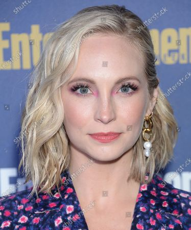 Stock Image of Candice King