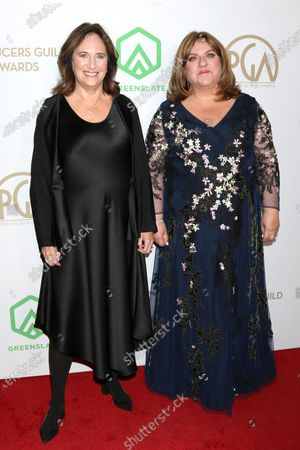 Stock Photo of Lucy Fisher and Gail Berman