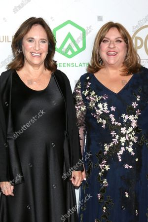 Lucy Fisher and Gail Berman