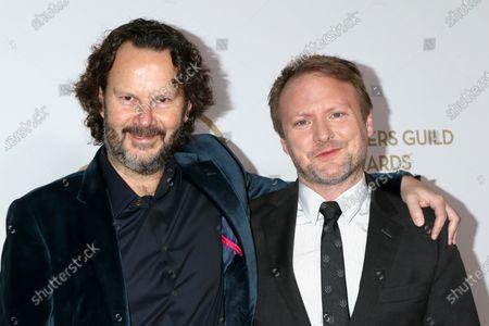 Ram Bergman and Rian Johnson