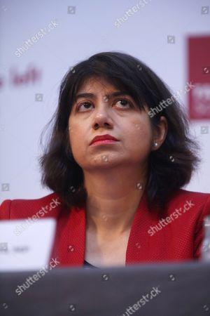 Stock Photo of Seema Malhotra M.P.