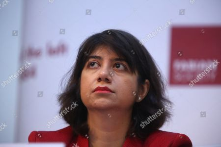 Stock Picture of Seema Malhotra M.P.