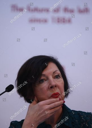 Stock Image of Theresa Griffin