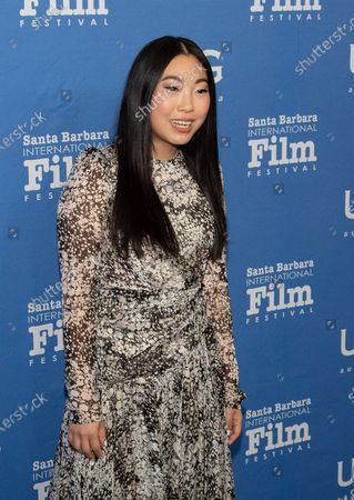 Editorial picture of Virtuosos Award, Arrivals, Santa Barbara International Film Festival, USA - 18 Jan 2020