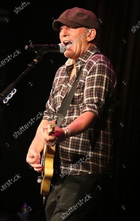 Stock Image of Bruce Springsteen Willie Nile