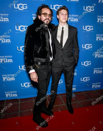 Roger Durling and George MacKay