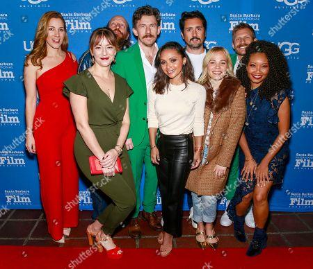 Editorial photo of Virtuosos Award, Arrivals, Santa Barbara International Film Festival, USA - 18 Jan 2020
