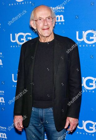 Stock Photo of Christopher Lloyd