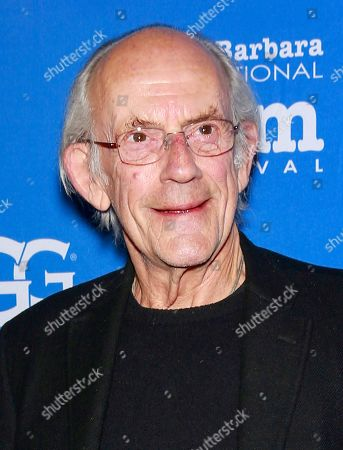 Stock Picture of Christopher Lloyd