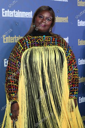 Retta poses on the red carpet at the Chateau Marmont for the Entertainment Weekly celebration hosting nominees for the Screen Actors Guild Awards in Los Angeles, California, USA, 18 January 2020. The SAG Awards will be presented 19, January 2020.
