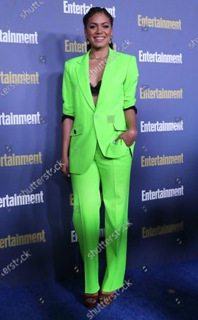 Barrett Doss poses on the red carpet at the Chateau Marmont for the Entertainment Weekly celebration hosting nominees for the Screen Actors Guild Awards in Los Angeles, California, USA, 18 January 2020. The SAG Awards will be presented 19, January 2020.