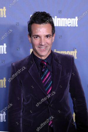 Editorial photo of Entertainment Weekly Celebration for SAG Nominess, Los Angeles, USA - 18 Jan 2020