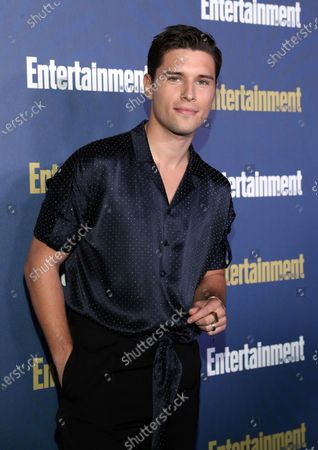 Ronen Rubinstein poses on the red carpet at the Chateau Marmont for the Entertainment Weekly celebration hosting nominees for the Screen Actors Guild Awards in Los Angeles, California, USA, 18 January 2020. The SAG Awards will be presented 19, January 2020.