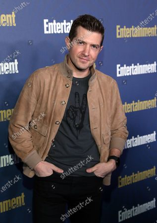 Editorial picture of Entertainment Weekly Celebration for SAG Nominess, Los Angeles, USA - 18 Jan 2020