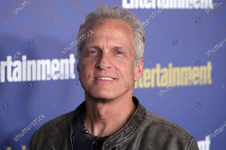 Patrick Fabian poses on the red carpet at the Chateau Marmont for the Entertainment Weekly celebration hosting nominees for the Screen Actors Guild Awards in Los Angeles, California, USA, 18 January 2020. The SAG Awards will be presented 19, January 2020.