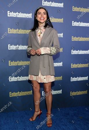 Nina Kiri poses on the red carpet at the Chateau Marmont for the Entertainment Weekly celebration hosting nominees for the Screen Actors Guild Awards in Los Angeles, California, USA, 18 January 2020. The SAG Awards will be presented 19, January 2020.