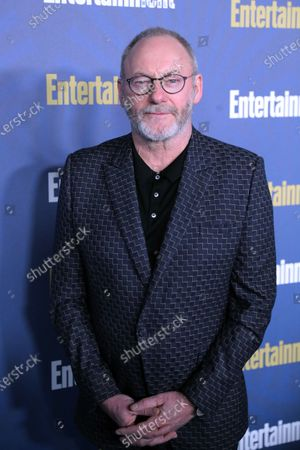Liam Cunningham poses on the red carpet at the Chateau Marmont for the Entertainment Weekly celebration hosting nominees for the Screen Actors Guild Awards in Los Angeles, California, USA, 18 January 2020. The SAG Awards will be presented 19, January 2020.