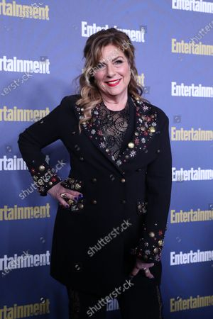 Caroline Aaron poses on the red carpet at the Chateau Marmont for the Entertainment Weekly celebration hosting nominees for the Screen Actors Guild Awards in Los Angeles, California, USA, 18 January 2020. The SAG Awards will be presented 19, January 2020.